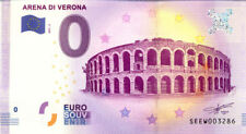 ITALIE Vérona, Arena di Verona, 2017, Billet 0 € Souvenir
