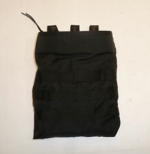 Eagle Industries DP-RU-MF-MS-5BK MOLLE Roll Up Dump Pouch in Black