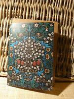 William Morris Blackthorn cards notelets eco envs 20 pack folded A6 blank