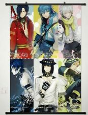 Japan Anime Home Decor Wall Scroll  Poster DRAMAtical Murder DMMD NOIZ 40X60CM