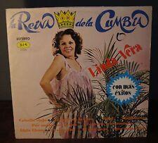 LP LINDA VERA La reina de la cumbia DISCOS HIT DGH-863