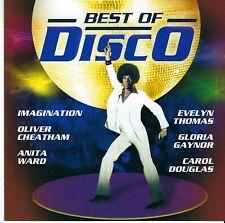 Best Of Disco - Sampler -  CD
