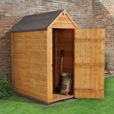 Wooden Toolshed Garden Sheds