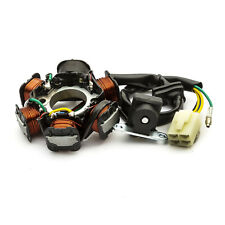 Quad Bike ATV Electric Start Magneto Stator Generator Stater 50cc - 125cc 6 Pole