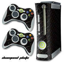 Skin Decal Wrap for Xbox 360 Original Gaming Console & Controller Xbox360 DP B
