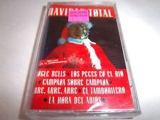 NAVIDAD TOTAL-SONY MXFC-81459 NEW SEALED Cassette