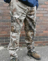 Percussion REAL TREE ® Combat Trousers Cargo Pants Hunter Sniper Fishing APG