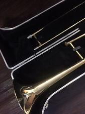 Accord Tenor Trombone With Case Made In U.S.