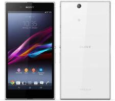 Teléfonos móviles libres blancos Sony 2 GB