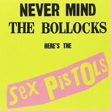 Sex Pistols - Never Mind the Bollocks - CD Neu & OVP -  God Save The Queen etc.