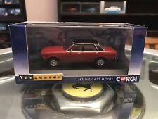 Vanguards Ford Taunus Cortina TC2 2.0 Jupiter Ghia LHD 1/43 MIBLtd Ed VA11910B