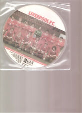"""LIVERPOOL F.C. """"Liverpool (We're Never...)"""" 2 Track Picture 7"""" Vinyl Single 1983"""