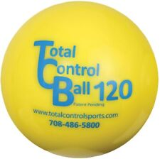 New Other Total Control Sports Strength Builder Atomic Ball (Pack of 6) Yellow