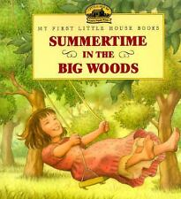 Summertime in the Big Woods (Little House), Wilder, Laura Ingalls, Good Book