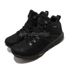 Merrell Zion Peak Mid Waterproof Black Carbon Men Outdoors Hiking Shoes J035357