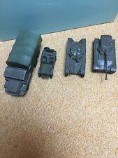 lot De 4 dinky toys Militaire Pas Repro Etat D'usage