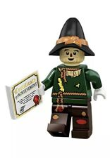 Lego Scarecrow Minifigure From The Lego Movie 2 Series New Sealed