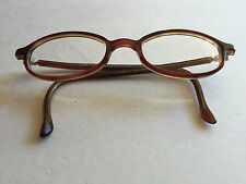 RALPH LAUREN Rx CHILD Eyeglasses ITALY 140 RL 1333 H04 Reddish Brown Childrens