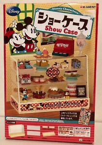 Re-Ment Disney Showcase Miniature Display Case from Japan, New and NRFB
