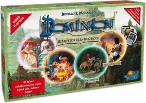 Rio Grande Games 1415 Dominion Einsteiger Bigbox Reiche Ernte Alchemisten Gilden
