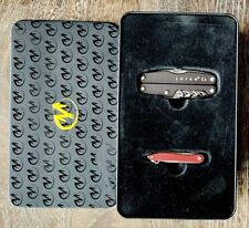 New, Gift Set, Leatherman Juice C2 & Style multitools. Collector's Metal Tin Box