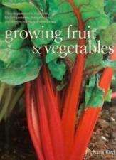 Growing Fruit & Vegetables,Richard Bird- 9781843092421
