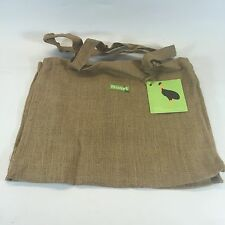 ***BRAND NEW Nunel Shopping/Tote 100% Recyclable Hemp Bags *** Large ****