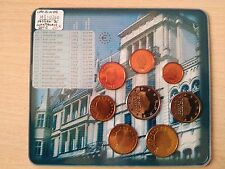 SERIE EUROS ANNÉE 2002 LUXEMBOURG ( MB10260 )
