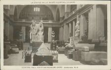 Cairo central hall egyptian museum Lilywhite A velaradi real photo