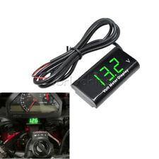 056 Inch Led Display Voltage 8 16v Waterproof Voltmeter Panel Meter Gauge