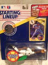 Bo Jackson Chicago White Sox Starting Lineup MLB Action Figure NIB NIP Kenner