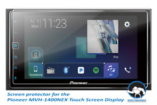 Clear Screen Protectors For Pioneer MVH-1400NEX (2pcs) - Tuff Protect
