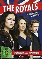 The Royals - Die komplette 2. Staffel [3 DVDs] | DVD | Zustand gut