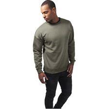 Jersey de hombre verde 100% algodón