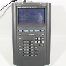 Nice Fluke 682 Enterprise Lan Meter - Ethernet Network Analyzer W/Power Supply