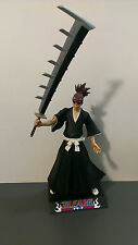 "Shonen Jump Bleach Renji Abarai 7"" Action Figure Toy Lot Anime Toynami rare"