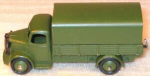 DINKY TOYS No 30SM AUSTIN COVERED MILITARY WAGON. US EXPORT ISSUE. EXCELLENT