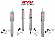 Front and Rear Shocks Absorbers KIT KYB Gas a Just For Nissan 520 521 620 720