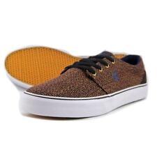 DC Shoes Trase TX LE Men US 11.5 Brown Skate Shoe Seconds  13273