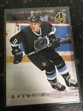 1994 CLASSIC GAMES HOCKEY BRENT GRETZKY 4SPORT CARD 159 MINOR LEAGUE