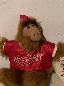 Vintage Alf Plush 11-inch Hand Puppet (Burger King, 1988) Clean