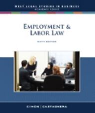 Employment and Labor Law, Reprint (South-Western Legal Studies in Business Acade