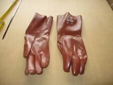 1 Paar Gr 9  Schutzhandschuhe säurefest Handschuhe Sicherheits handschuhe   BW