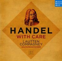 LAUTTEN COMPAGNEY - HANDEL WITH CARE - MUSIK AUS OPERN/ORATORIEN  CD NEU