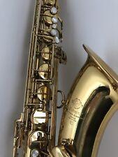 Selmer Mark VI 1963 Tenor Sax - Excellent Condition