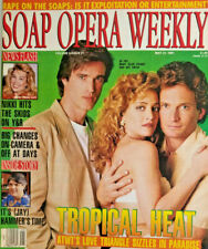 Soap Opera Weekly May 1991 - ATWT Love Triangle - Rape - Y&R Nikki - Days