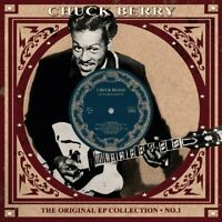 CHUCK BERRY-ORIGINAL EP COLLECTION 1 (10 INCH/WEISSES  VINYL LP SINGLE NEW