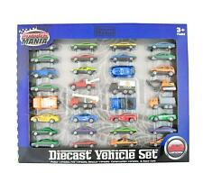 32 Diecast Police Fire Rescue Truck Vehicle Set Children Kids Toy Car Boy Gift