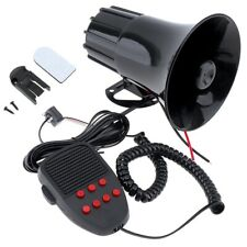 100 Watt 12 V 7 Ton Auto Lkw Lautsprecher Alarm Alarm Polizei Feuer Sirene Horn