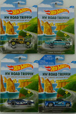 ROAD TRIPPIN K4 Ocean ROAD NOMAD Galaxie 500 Switchback 4 pzs. 1:64 Hot Wheels